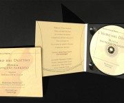 """CLASSICA OGGI: progetto grafico della collana di cd musicali """"Musica nella prosa�"""