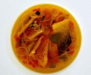 Zuppa di branzino