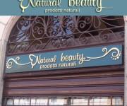 Insegna Natural Beauty