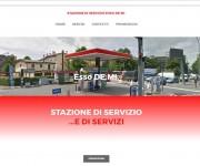 Stazione servizio Esso