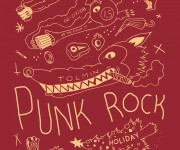 Punk Rock Holiday Merch