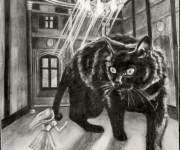 il gatto mammone