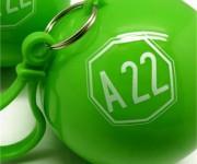 a22-portachiavi