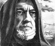 Ben Obi Wan Kenobi- Sir Alec Guinness-Star Wars Ep. IV