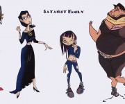 Satanist Family