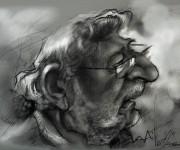 guccini caricatura
