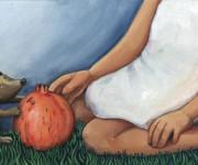 la bambina e il riccio