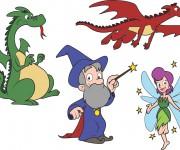 Asilo - draghi e incantesimi
