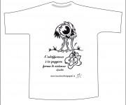 Se volete la maglietta disegnata da me: www.incontrofraipopoli. it  Leopoldo tel. 049 5975338