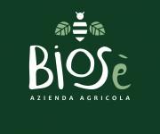 BIOS è // Organic Farm Logo