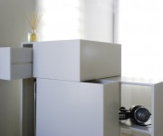 lavabo corian icewhite