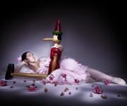 pinocchio e la ballerina