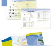 Asecap, Coordinato Brochure, Bollettino, Cartella