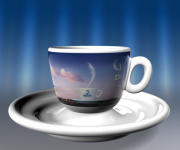 Meseta coffee cup collection