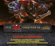 Institutional Advert Riot Games Recruiting