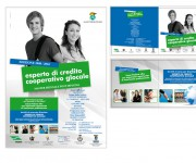 Studio e realizzazione comunicazione per la campagna master