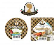 Studio e realizzazione logo e etichette