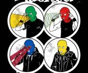 Masked Intruder Merch Design