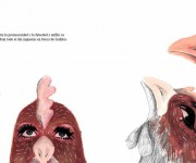 Illustrazione albo illustrato per adulti