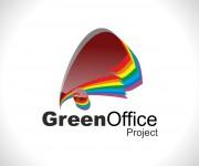 logo per il sito Web greenofficeroma e