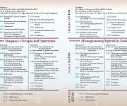 PONTIFICIA ACADEMIA PRO VITA-VATICANO: PROGETTO GRAFICO programma evento 2012 interno