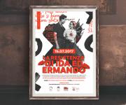 LA RESISTENZA DI IDA ED ERMANDO - Locandina