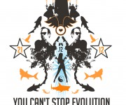 You can't stop evolution!