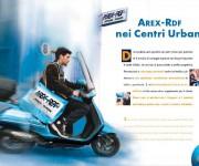 Ritocco e progettazione brochure- arex-folder-interno