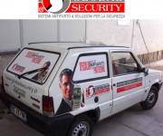 Global Security Automezzo