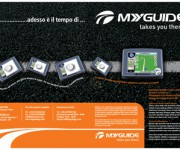 ADV MYGUIDE, Navigatori satellitari, IT