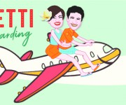 Boarding Pass ALFIETTI
