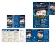 Studio e realizzazione brochure e comunicazione