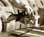 ACCIARINO MAGICO cane e principessa