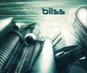 Cd cover del disco di Luca Dominici Bliss