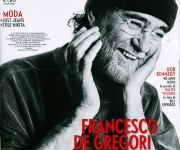Francesco De Gregori / Cover Story Vanity Fair
