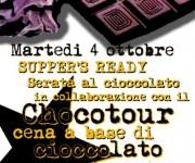 serata cioccolato