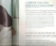 Centro benessere + luxury hotel, magazine - Redazione contenuti - Agenzia Multipiani