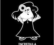 Personaggio vignetta femminile 04