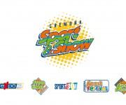 Studio logo evento sportivo