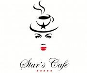star's cafe-logo