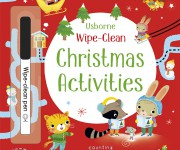 Dania Florino - Usborne Christmas activities cover