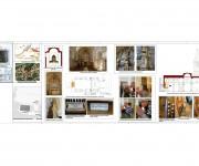 Chiesa di San Nicola di Bari Calascio (AQ) progetto di restauro dell'organo