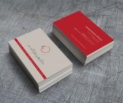 Business card per Motoperpetuo Ristorante