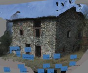 Legerados movie house photogrammetric reconstruction