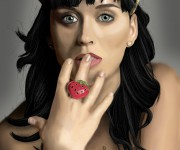 katy-perry-speed-painting