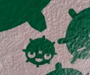 Decorazione in vinile adesivo - Il Battiferro Bologna