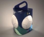 adidas - Brazuca pack - render defi
