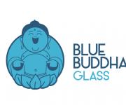 Blue Buddha Glass