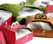 CAPPELLO PACKAGING PORTA TORTE