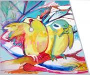 uccelli di rovo